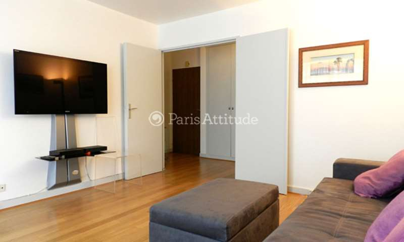 Location Appartement Studio 36m² rue Remy Dumoncel, 14 Paris