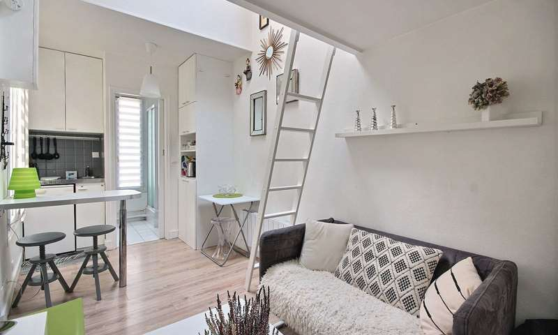 Rent Apartment Studio 15m² rue de l Annonciation, 75016 Paris