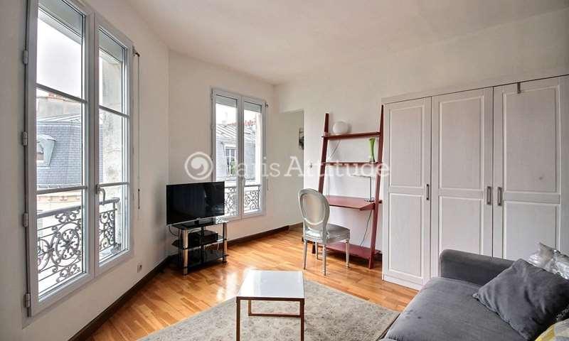 Location Appartement Studio 23m² rue du Vertbois, 3 Paris