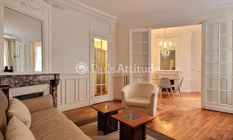 Rent Apartment 1 Bedroom 62m² rue du Laos, 75015 Paris