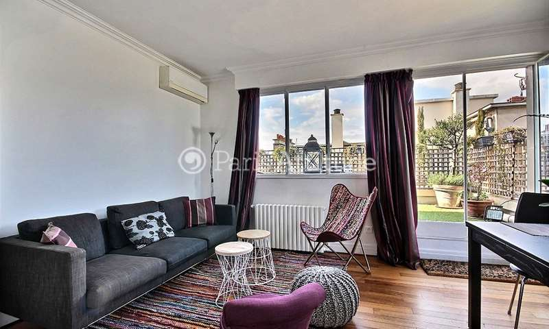 Rent Apartment 1 Bedroom 40m² rue de Passy, 75016 Paris