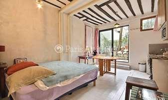 Rent Apartment Studio 28m² rue du Faubourg Du Temple, 10 Paris