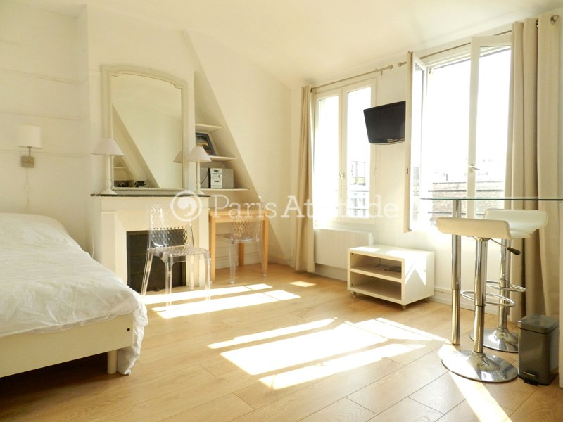 Paris Apartment Studio 20m Luxembourg