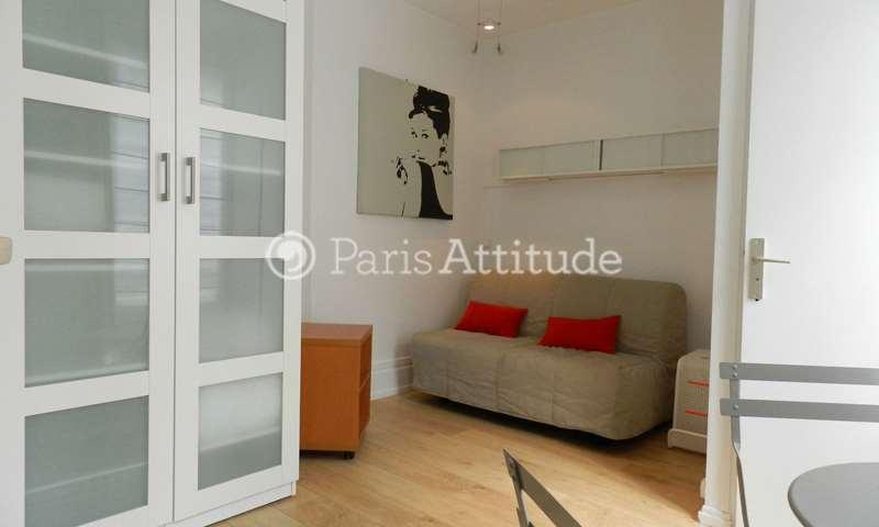 Location Appartement Studio 15m² rue Vavin, 6 Paris