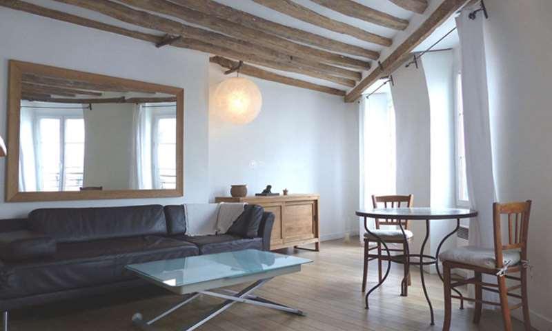 Location Appartement 1 Chambre 50m² rue des Petits Carreaux, 75002 Paris