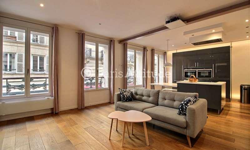 Location Appartement 2 Chambres 77m² rue de Lancry, 75010 Paris
