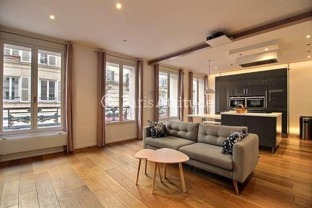 Louer Appartement meublé 2 Chambres 77m² rue de Lancry, 75010 Paris