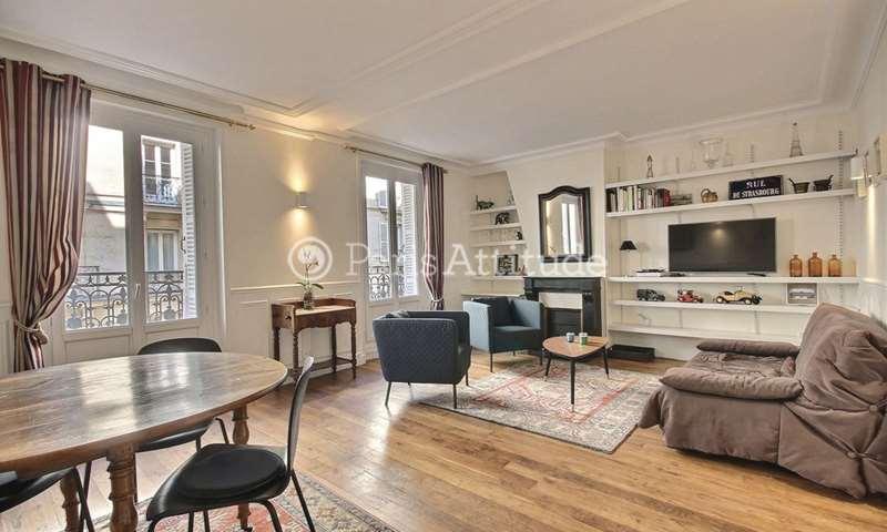 Location Appartement 1 Chambre 45m² rue Berthollet, 5 Paris
