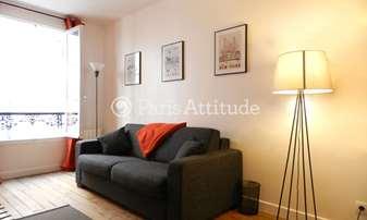 Rent Apartment Studio 21m² rue Brey, 17 Paris