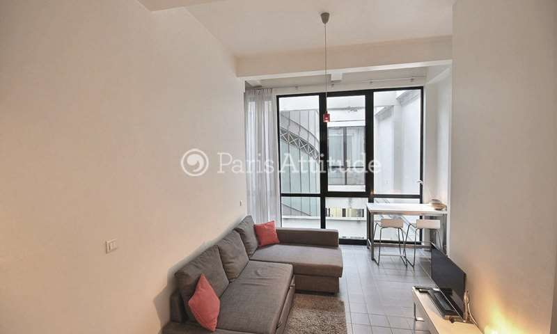 Rent Apartment Studio 22m² rue d Enghien, 10 Paris