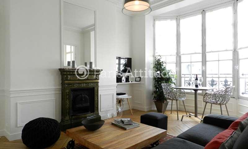 Rent Apartment 1 Bedroom 37m² rue de Sevres, 75006 Paris