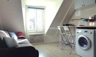 Location Appartement Studio 15m² rue Ferdinand Duval, 4 Paris