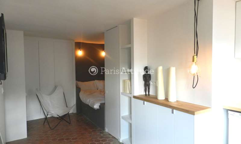 Rent Apartment Studio 25m² rue de Lille, 7 Paris