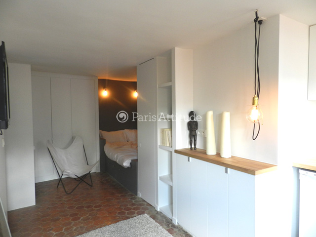 Rent Apartment Studio 25 M²