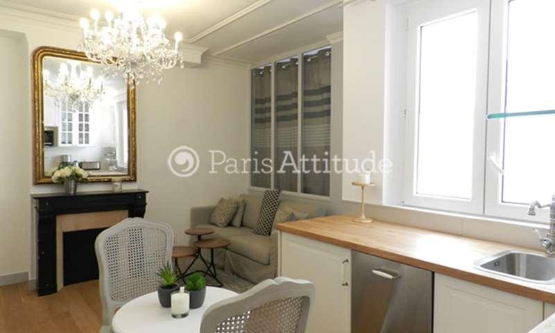 Rent Apartment 1 Bedroom 31m² rue Rodier, 9 Paris