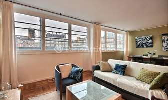 Rent Apartment 1 Bedroom 77m² rue de Boulainvilliers, 16 Paris