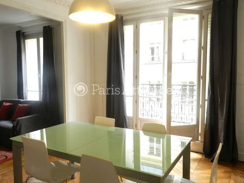 Louer un appartement paris 75017 53m porte de - Porte champerret salon ...