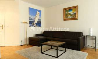 Rent Apartment 2 Bedrooms 80m² rue de la Tour, 16 Paris