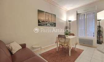 Aluguel Apartamento Quitinete 25m² rue du Debarcadere, 17 Paris