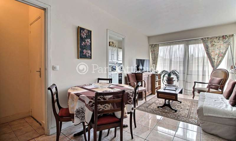 Rent Apartment 1 Bedroom 40m² rue Manin, 75019 Paris