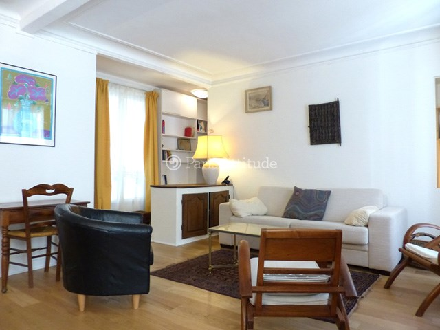 Rent Apartment 1 Bedroom 53m² rue du Montparnasse, 75014 Paris