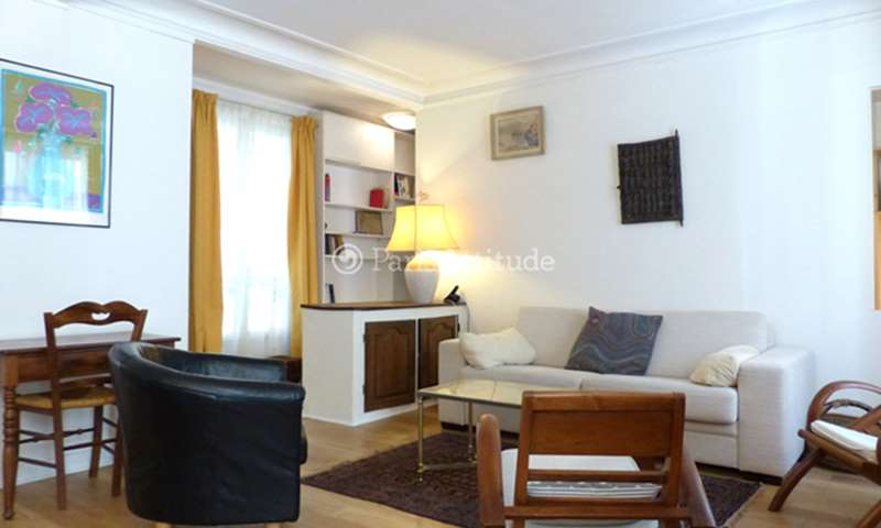 Rent Apartment 1 Bedroom 53m² rue du Montparnasse, 14 Paris
