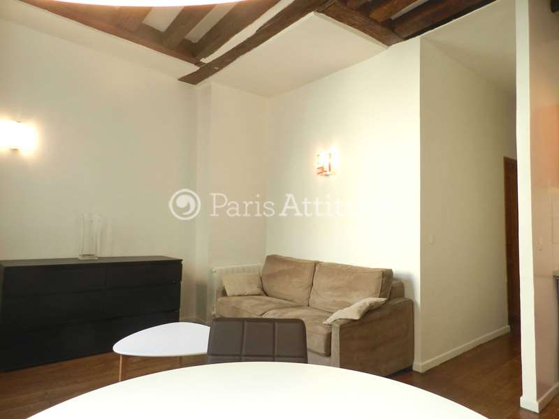 Louer un appartement paris 75004 40m le marais ref for Louer chambre sans fenetre