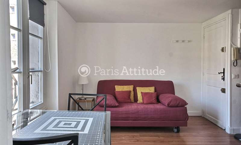 Rent Apartment Studio 19m² rue du Faubourg Saint Antoine, 75012 Paris