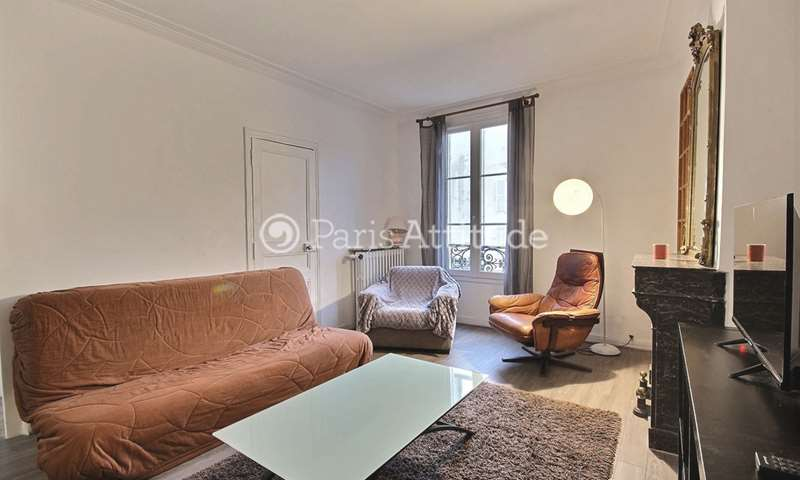 Rent Apartment 1 Bedroom 50m² avenue du Maine, 75015 Paris
