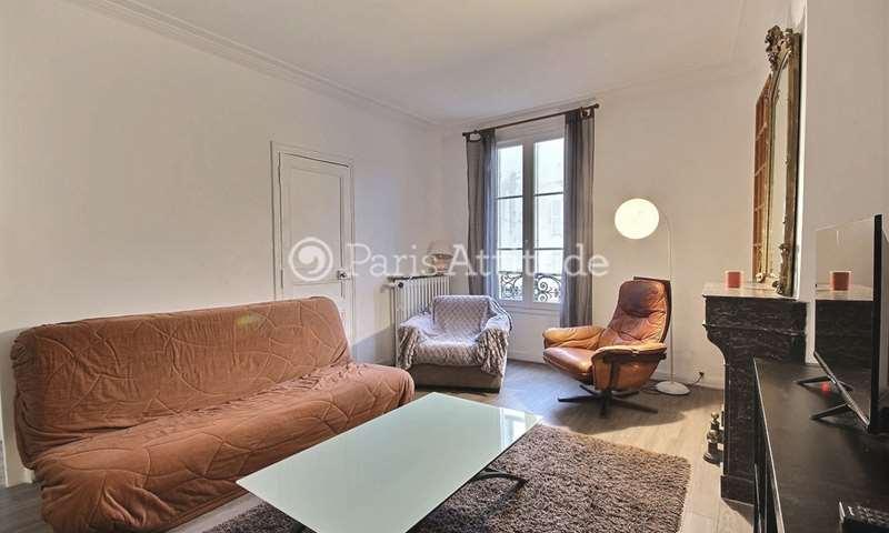 Aluguel Apartamento 1 quarto 50m² avenue du Maine, 15 Paris