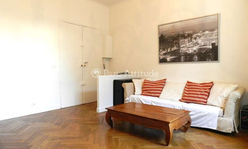 Rent Apartment 1 Bedroom 40m² rue Copernic, 75016 Paris