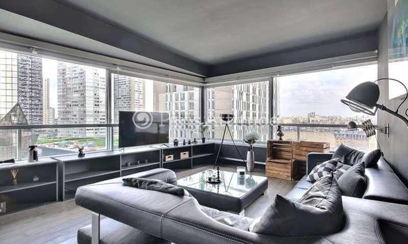 Location Appartement 2 Chambres 105m² quai Andre Citroen, 15 Paris