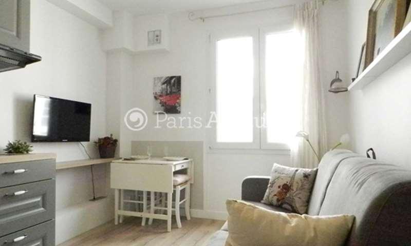 Rent Apartment Studio 15m² rue Tournefort, 75005 Paris