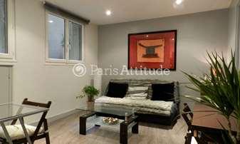 Rent Apartment Studio 22m² rue de l Assomption, 16 Paris