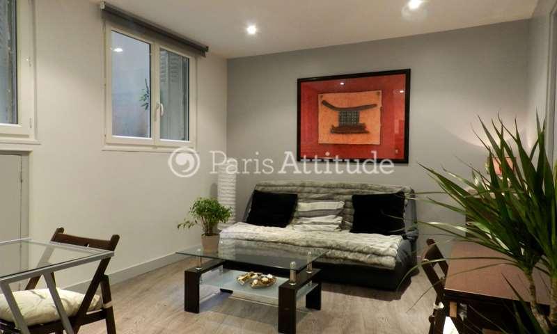 Rent Apartment Studio 22m² rue de l Assomption, 75016 Paris