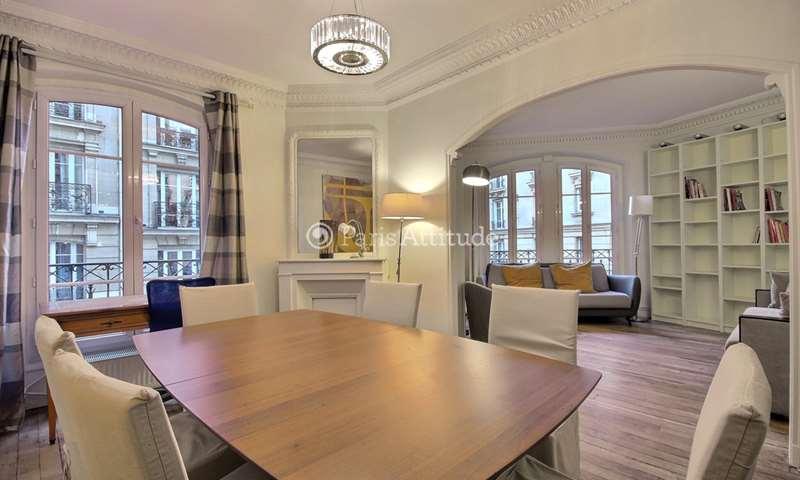 Rent Apartment 2 Bedrooms 66m² rue Nobel, 18 Paris