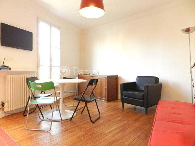 Location Appartement 1 Chambre 32m² rue de la Duee, 75020 Paris