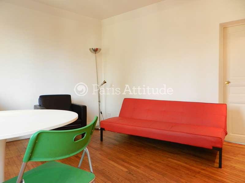 Louer un appartement paris 75020 32m buttes chaumont ref 10900 for Louer une chambre sans fenetre