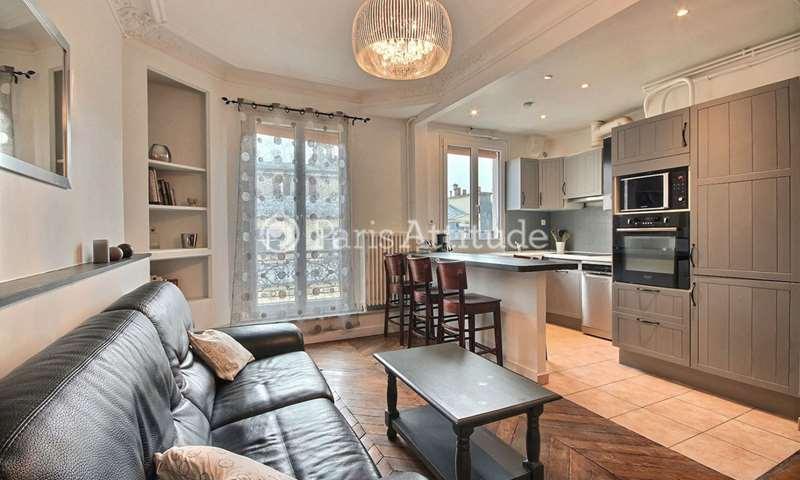 Location Appartement 2 Chambres 70m² rue d Arcole, 4 Paris