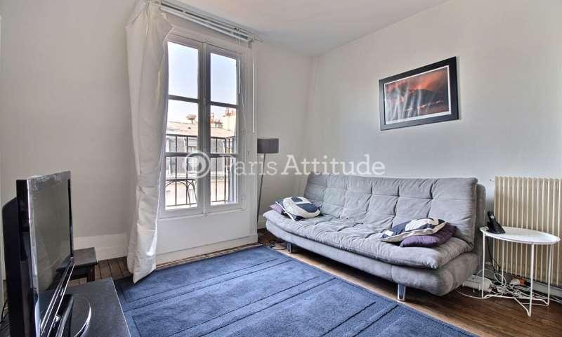 Location Appartement 1 Chambre 45m² rue Barye, 75017 Paris