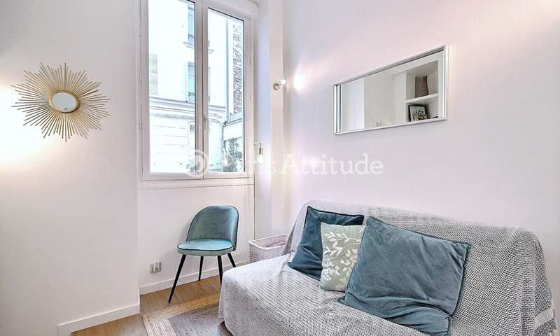 Rent Apartment 1 Bedroom 23m² rue Henri Barbusse, 75005 Paris