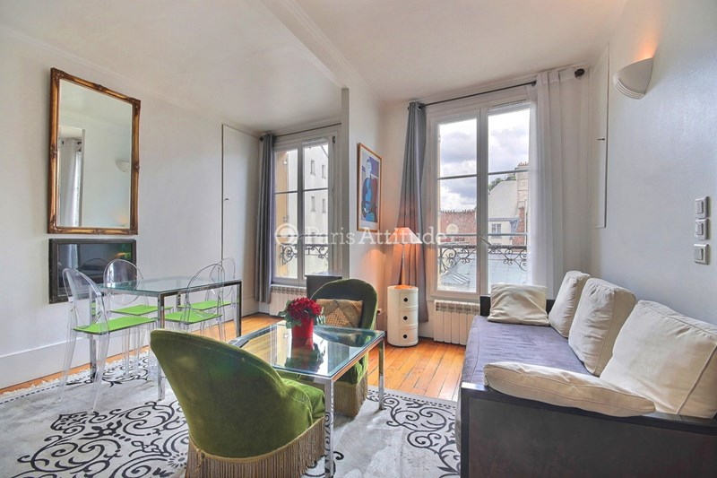 Rent Duplex 1 Bedroom 52m² rue de Grenelle, 75007 Paris