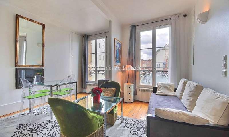 Rent Duplex 1 Bedroom 52m² rue de Grenelle, 7 Paris