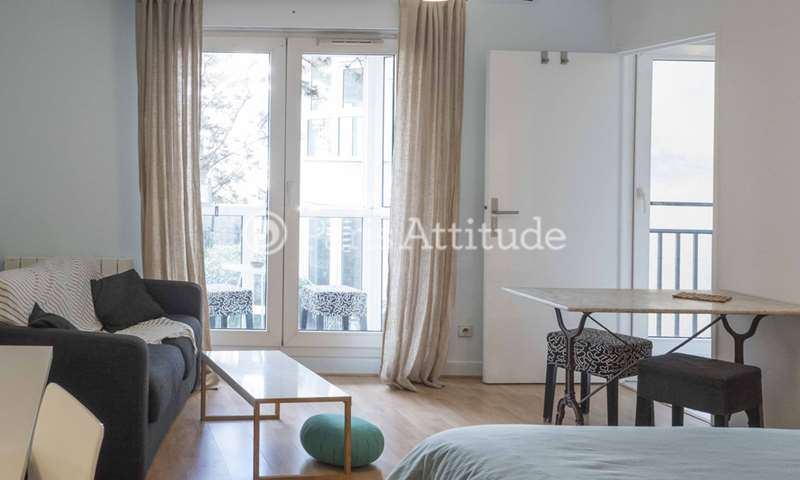 Rent Apartment Studio 28m² passage Thiere, 75011 Paris
