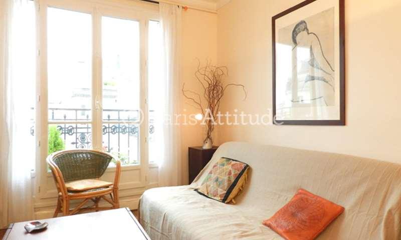 Rent Apartment 1 Bedroom 43m² rue des Plantes, 75014 Paris