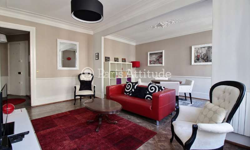 Rent Apartment 1 Bedroom 53m² rue de Rivoli, 75001 Paris