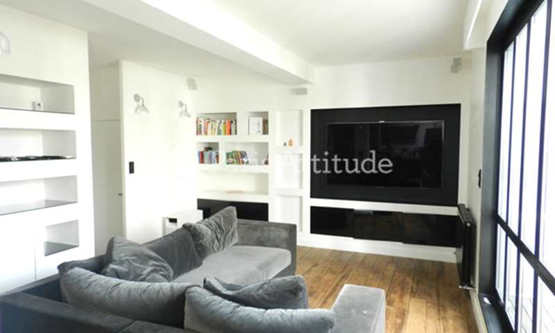 Rent Apartment 2 Bedroom 80m² avenue Junot, 75018 Paris