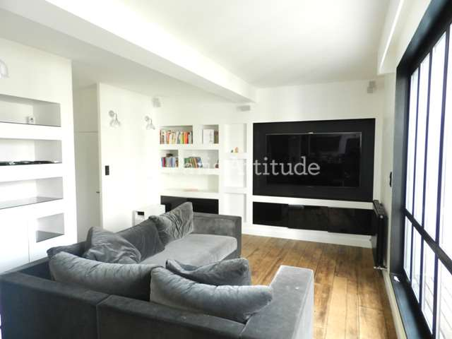 Louer Appartement meublé 2 Chambres 80m² avenue Junot, 75018 Paris