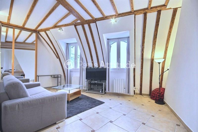 Location Appartement Studio 34m² rue de la Lune, 75002 Paris