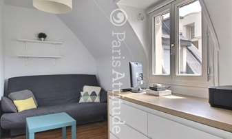 Location Appartement Studio 20m² avenue de Versailles, 16 Paris